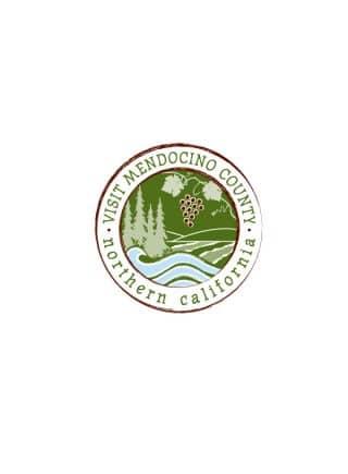 Visit Mendocino County logo