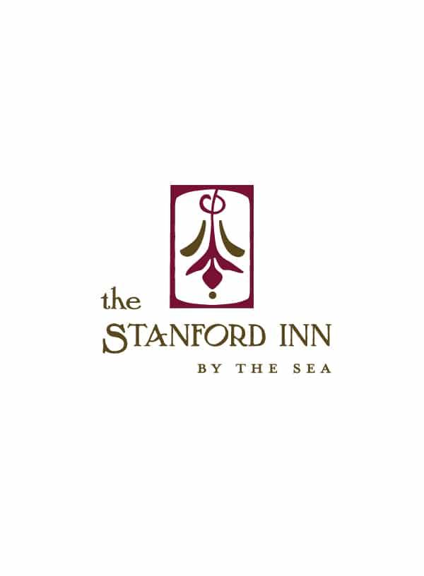 The Stanford Inn logo – inkfish design